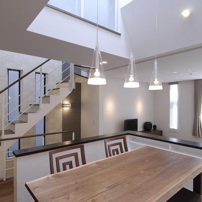 施工事例「高断熱工法で室内温度が一定になり、快適な温度環境を実現します」のサムネイル画像