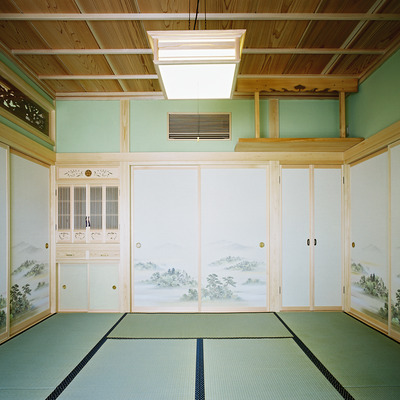 施工事例「*天然無垢の家* 身も心も引き締まる空間」のサムネイル画像
